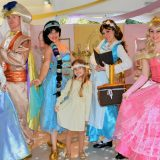Animación de Princesas Disney