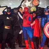 Animacon infantiles temáticas superhéroes