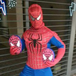 spider disfraz